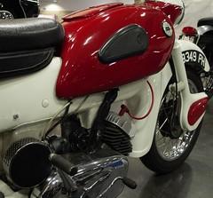 Ariel Arrow 1962 (N'GOMAPHOTOGRAPHY) Tags: motorbikes bikes classic bsa royalenfield ariel arrow suzuki ducati