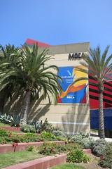 Museum, MOCA, Banner