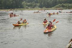 Descenso Popular del Ro Mio (milenamphoto) Tags: kayak rio mio descenso popular river