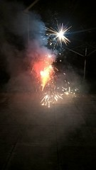 Firecrackers on Hindu festival Diwali (ShaluSharmaBihar) Tags: diwali festival hindu mythology hinduism hindus god bless praying religion india indian culture cultural heritage fire firecrackers firecracker