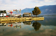 * (PattyK.) Tags: ioannina giannena epirus ipiros balkans greece grecia griechenland europe europa mycity whereilive lovelycity reflection lake lakepamvotida ioanninalake ballerina water bythelake lakeside september earlyautumn 2010 autumn amateurphotographer ilovephotography ιωάννινα γιάννενα ηπόλημου όμορφηπόλη αντανάκλαση λίμνη παμβώτιδα λίμνηπαμβώτιδα λίμνηιωαννίνων φθινόπωρο σεπτέμβριοσ