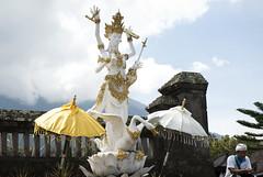 Pura Besakih (Maarten Roggeman) Tags: indonesia bali mount agung pura besakih largest holiest temple hindu statue