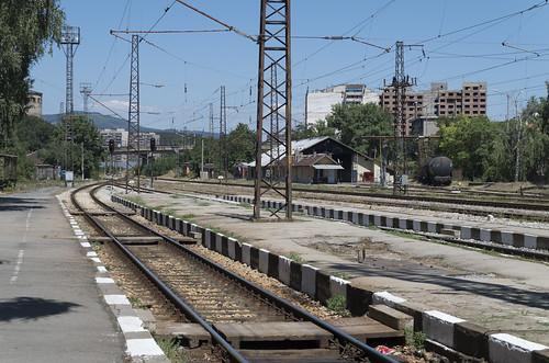 Pernik railway station, 23.07.2015.