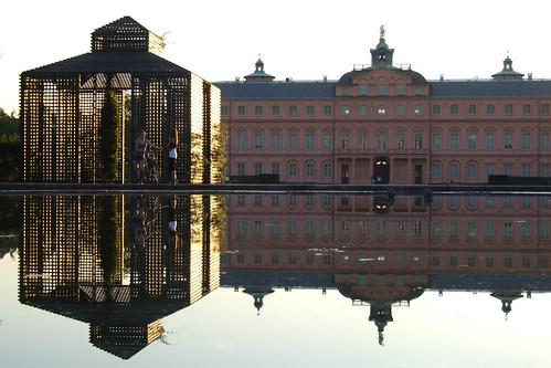 Rastatt Palace, 30.09.2011.