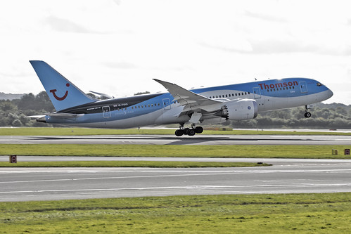 G-TUIG Boeing 787-8 Dreamliner  Thomson Airways