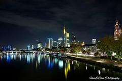 Frankfurt am Main (una.clive) Tags: frankfurt frankfurtammain germany cities skyline frankfurtskyline rivers rivermain