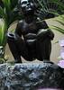 Brussels, Belgium (Amey Beth) Tags: brussels belgium statue peeing girl art