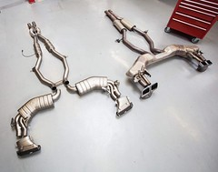 Echappement AKRAPOVIC sur Mercedes S63 AMG Coupé by SupRcars®  SupRcars® Distributeur Officiel AKRAPOVIC  Retrouvez tous les Échappements AKRAPOVIC sur notre site www.SupRcars.fr  #suprcars #akrapovic #s63 #s63amgcoupe #63amg #amg #a