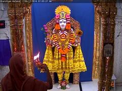 Ghanshyam Maharaj Shringar Darshan on Wed 23 Nov 2016 (bhujmandir) Tags: ghanshyam maharaj swaminarayan dev hari bhagvan bhagwan bhuj mandir temple daily darshan swami narayan shringar