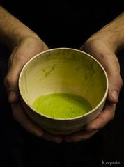 Raku & Matcha (Keepsake*) Tags: raku matcha keepsake nikon d7000 verde t tea th giappone teiera japan japon japonais arte artisan artigiano ceramica oriente