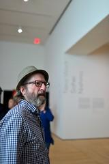 SF MOMA ([dan_gildor]) Tags: sanfrancisco sfmoma museumofmodernart portrait portraits streetphotography man hat hipster