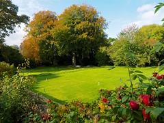 PA221298 (simonrwilkinson) Tags: chastletonhouse chastleton moretoninmarsh oxfordshire nationaltrust nt garden landscape croquet lawn