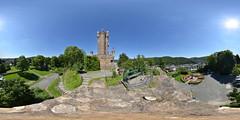 Wilhelmsturm Dillenburg (Devil9797) Tags: equirectangular kugelpanorama panorama dillenburg turm wilhelmsturm burg
