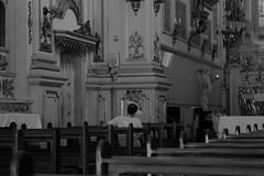 Se eu quiser falar com Deus / If I want to talk to God (jadc01) Tags: arquitetura bw d3200 fotosderua lapa people pessoas riodejaneiro streetphotography urbanas blackandwhite churches faith