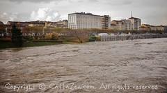 Torino (24) (cattazen.com) Tags: alluvione torino po esondazione parcodelvalentino murazzi pienadelpo cittditorino turin piemonte