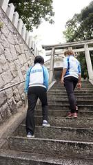 DSC04525.jpg (elyuu) Tags: freeiwatobiswimclub nagisa hazuki haruka nanase makoto tachibana iwami japan cosplay