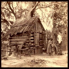 #Father and daughter in front of the Family Home - from Okinawa Soba's collection 'Slaves, Ex-Slaves and Children of Slaves in the American South, c1860 - 1900' [971x979] #history #retro #vintage #dh #HistoryPorn http://ift.tt/2gUrqI8 (Histolines) Tags: histolines history timeline retro vinatage father daughter front family home from okinawa sobas collection slaves exslaves children american south c1860 1900 971x979 vintage dh historyporn httpifttt2gurqi8