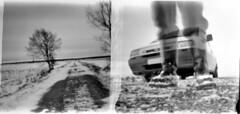 Pinhole Camera (Foide) Tags: homemade pinhole lochkamera 120film