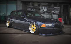 RACEISM EVENT 2016 (JAYJOE.MEDIA) Tags: bmw 3 e36 low lower lowered lowlife stance stanced bagged airride static slammed wheelwhore fitment