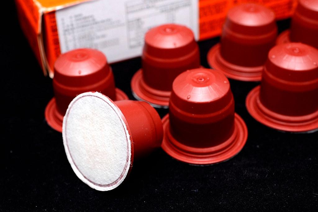 瑞士ECC咖啡膠囊
