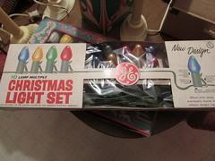 A mid 1960s GE set, model L7-10 SG (brown_dan72) Tags: ge c7christmaslights