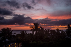 Maui Sunset Wednesday