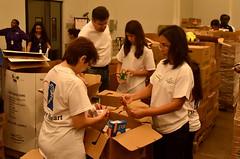 DSC_3585 (Texas Heart Institute) Tags: food project houston bank taylor volunteer thi rmr texasheartinstitute regenerativemedicine texasheart