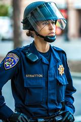 Stratton (Thomas Hawk) Tags: california usa oakland riot cops unitedstates fav50 unitedstatesofamerica protest police cop chp eastbay riots fav10 californiahighwaypatrol fav25 oscargrant oaklandriots johannesmersehle oaklandca070810 oaklandriots2010