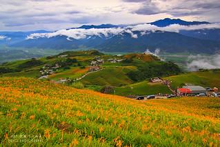 花蓮 富里鄉 六十石山
