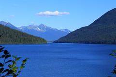 Bowron Lake (ISO 69) Tags: blue lake canada see britishcolumbia lakes lac elements cariboo bowronlake