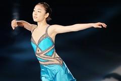 Festa On Ice 2008 / Figure Skating Queen YUNA KIM ({ QUEEN YUNA }) Tags: korea queen olympic figureskating worldchampion figureskater olympicchampion yunakim   kimyuna festaonice2008