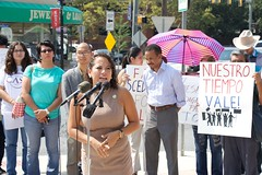 Low-Wage Workers Honor Labor Day by Calling for Legislation to Protect Working Families