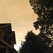 Forest fire smoke in Vancouver