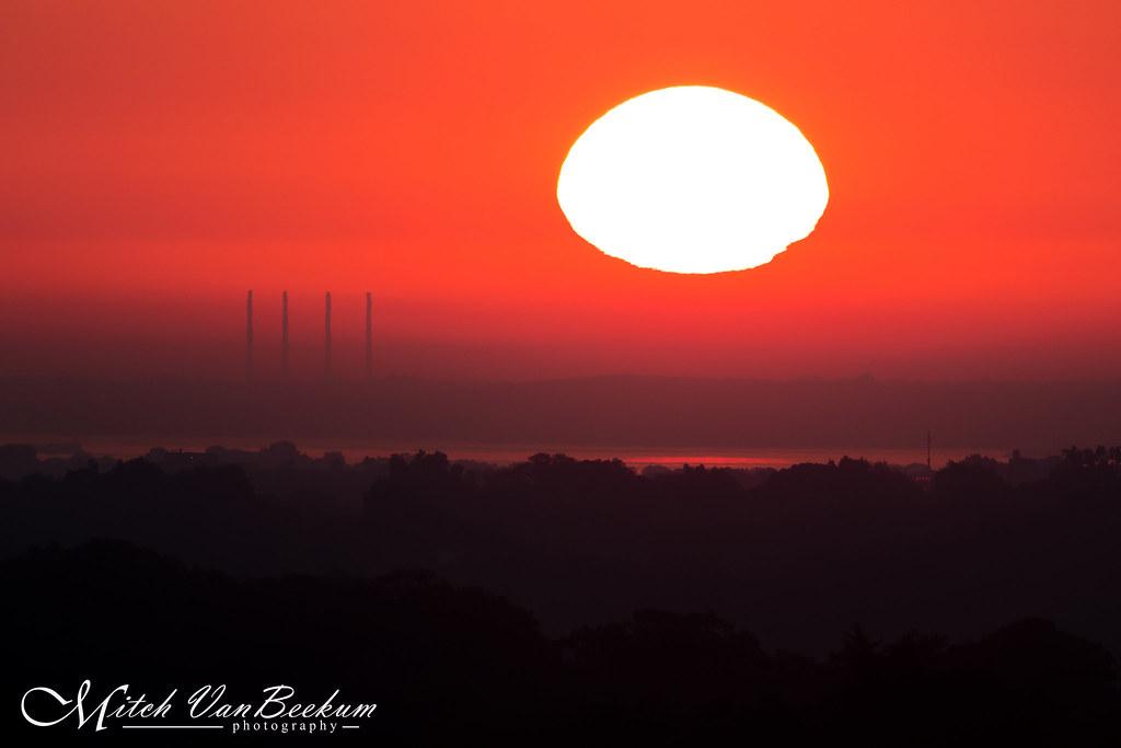 Red Sun Rising