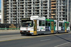 B2 Class Tram 2018 - Melbourne, Australia (Jungle Jack Movements (ferroequinologist)) Tags: b2 class ptv metro tramway tramline yarra trams light rail urban city ticket bourke swanston myki z3 melbourne tram authority victoria australia z three bogie articulated subclasses dandenong comeng mtb bogies door acceleration braking brake performance preston workshop workshops service public transport advertise advertising livery liveries brunswick essendon glenhuntly malvern 2018 docklands trolley cablecar ttc john capital ss jungle jack travel traveller