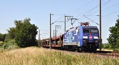 152 136 Emden 01.07.2015 (hansvogel51) Tags: train germany private deutschland siemens eisenbahn trains albatros emden tfg eisenbahnen br152 eurosprinter es64f