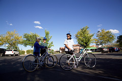 Learn to Ride (City of Fort Collins, CO) Tags: bike bicycle fun ride safety learn helmets