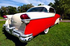 1955 Packard Clipper Super Panama (hz536n/George Thomas) Tags: show park summer copyright car canon riverside michigan super september orphan ypsilanti canon5d panama hdr carshow clipper packard 2015 ef1740mmf4lusm cs5