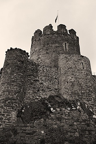 CONWY CASTLE GATEHOUSE