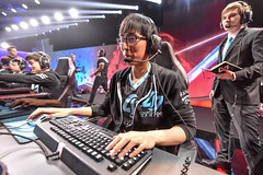 CLG vs KOO - Game 5 (lolesports) Tags: paris europe lol worlds worldchampionship lms iwc lpl esports lcs clg lck leagueoflegends groupstages nalcs counterlogicgaming lolesports eulcs ledockpullman