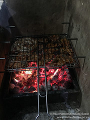 Epic Braai! Wors and Lamb Chops