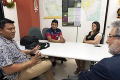 Secretário Antônio Alves Recebe Lideranças Xavante e Yanomami (Secretaria Especial de Saúde Indígena (Sesai)) Tags: brasília indígenas bianca beto maurício outubro 2015 índios secretário yanomami antônioalves