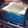 Smurf cake (Cle0patra) Tags: blue cake wellington smurfs luminous 2015