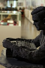 DSC_4773.NEF (nairnmcwilliams) Tags: statue alan turing bletchleypark bletchley