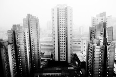 Pyongyang - RPD Corea (pirindao) Tags: city bw blancoynegro photoshop photography photo blackwhite asia sony bn northkorea pyongyang urbanphotography coreadelnorte travelphotography streetphotgraphy noirblack northcorea noirschwarz pdrkorea rpdcorea pdrcorea
