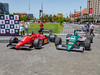 Adelaide Motorsport Festival (Anthony's Olympus Adventures) Tags: adelaide adelaidecbd victoriasquare city afternoon formula1 f1 grandprix historicracing f1car formulaonecar ferrari march benetton nostalgia panorama panoramic motorsport motorracing grandprixracing adelaidemotorsportfestival openwheeler sport car vehicle cams olympusem10 olympus olympusomd angle view perspective nostalgic racing australia racecar sa b186 benettonb186 ferrari15685 15685