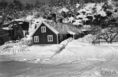 VAFB_Jensen_10_017f (dbagder) Tags: norway vinter natur nor sørlandet kristiansand snø arkitektur landskap trehus bygninger vestagder fasader boligområder eneboliger kulturhistoriskefotografier