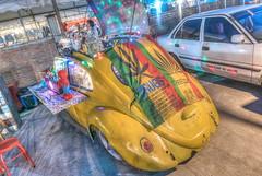 VW bar - Rot Fai market - Bangkok P1080128 (Terje G) Tags: vw bar vintage thailand market rotfai
