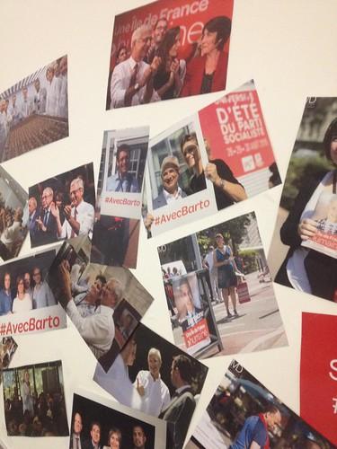 Campagne des Régionales 2015