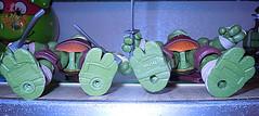"""Nickelodeon """"HISTORY OF TEENAGE MUTANT NINJA TURTLES"""" FEATURING LEONARDO -  Nick  LEONARDO v / ..with Nick Leo '12 (( 2015 )) (tOkKa) Tags: nickelodeon tmnt teenagemutantninjaturtles historyofteenagemutantninjaturtlesfeaturingleonardo toys figures leonardo 2015 displaystand playmatestoys toysrus toysrusexclusive paramountteenagemutantninjaturtles tmnt2014movie tmntfastforward eastmanandlairdsteenagemutantninjaturtles comic toontmnt toonleo 1993 varnerstudios moviestartmnt ninjaturtlesthenextmutation 4kidstmnt tmnt2003 tmntmovie4 paramountsteenagemutantninjaturtles 2007 1992 1988 2006 2005 2014 2012 turtlemilkstudios davearshawsky imagesrctokkaterrible2zcom"""